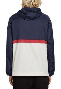 Volcom - Light jacket - blue - 1