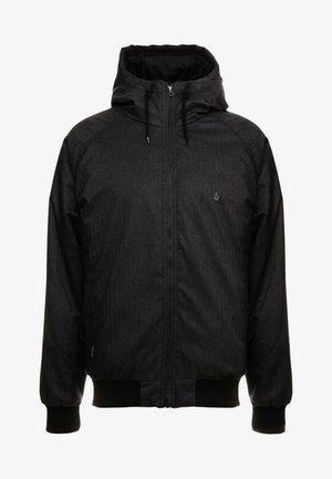 HERNAN COASTER - Veste d'hiver - black