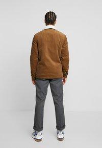 Volcom - KEATON JACKET - Light jacket - mud - 2