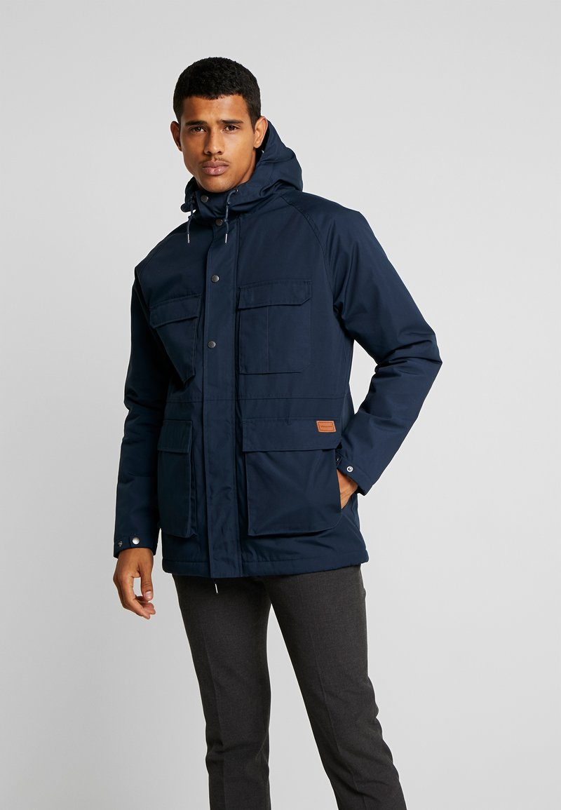 Volcom - RENTON WINTER  - Winter jacket - navy