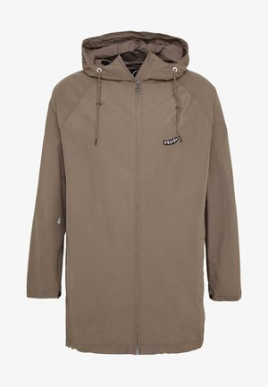 VOLRAINER - Parka - brown