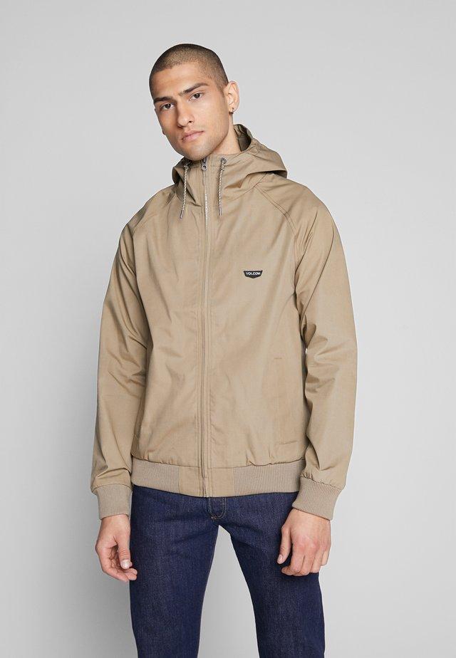 RAYNAN UPDATE - Lehká bunda - khaki