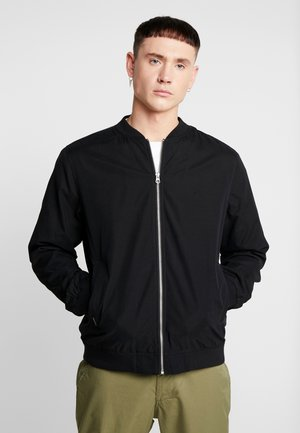 BURNWARD JACKET - Lett jakke - black