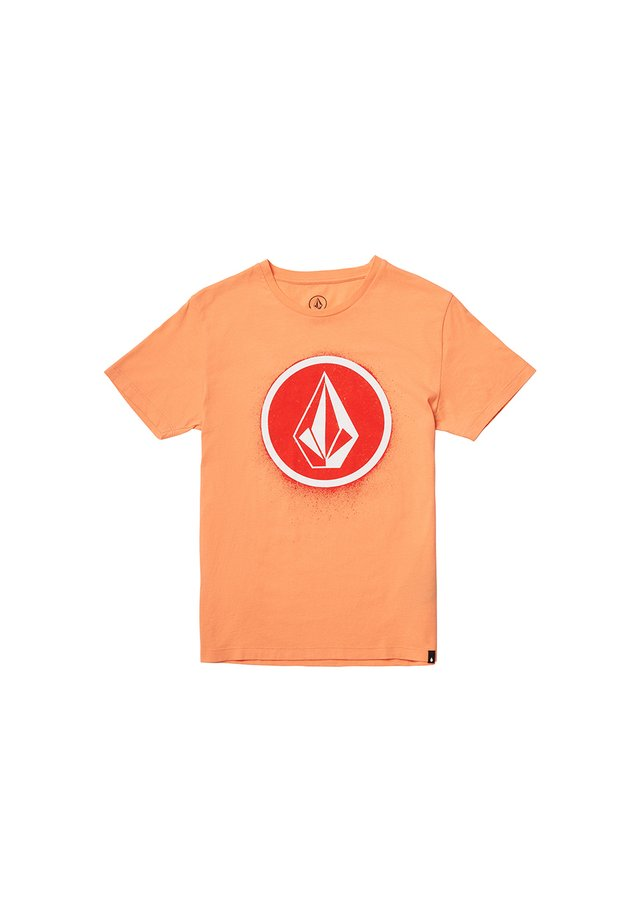 SPRAY STONE  - Camiseta estampada - orange