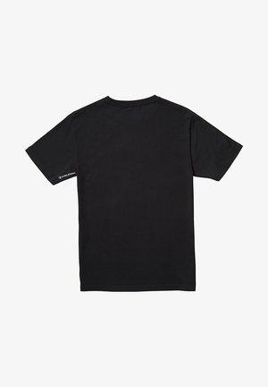 SCANNING  - T-shirt imprimé - black