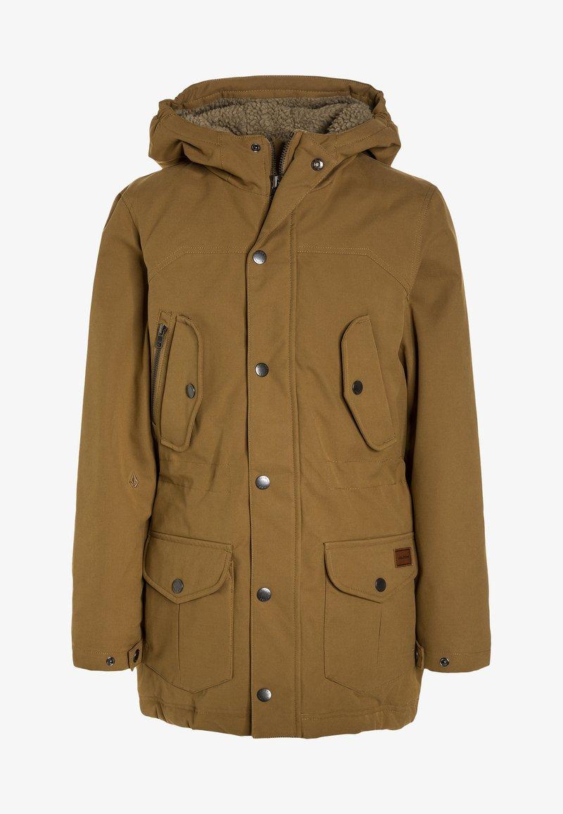 Volcom - STARGET - Winter coat - burnt khaki