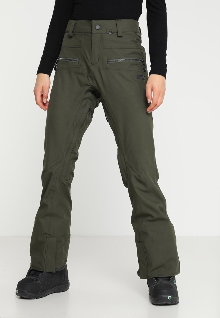 Volcom - IRON STRETCH PANT - Schneehose - forest
