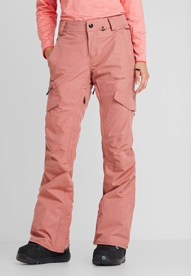 ASTON GORE-TEX® PANT - Snow pants - mauve
