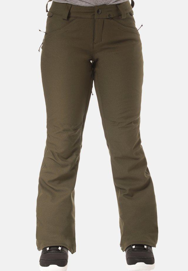 GRAIL - Snow pants - green