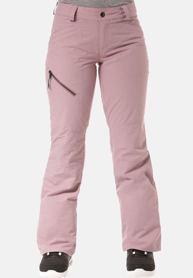Snow pants - purple