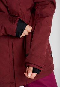 Volcom - SHELTER - Snowboard jacket - scarlet - 6