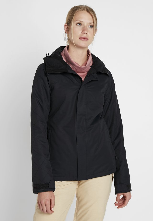 BOLT JACKET - Snowboard jacket - black