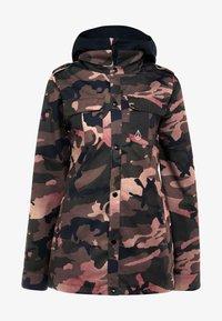 Volcom - KUMA JACKET - Snowboard jacket - faded army - 8