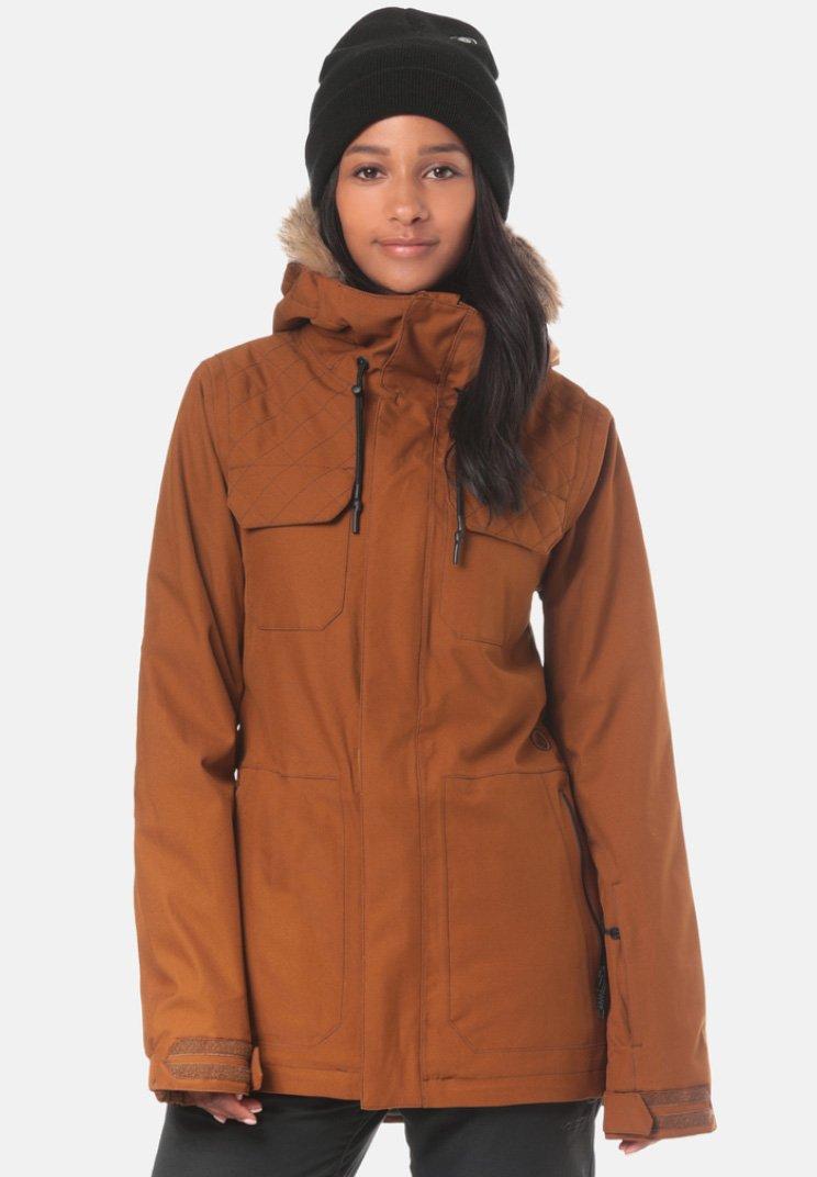 Volcom - Snowboardjacke - brown