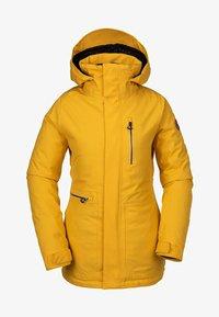 Volcom - Snowboardjas - yellow - 0