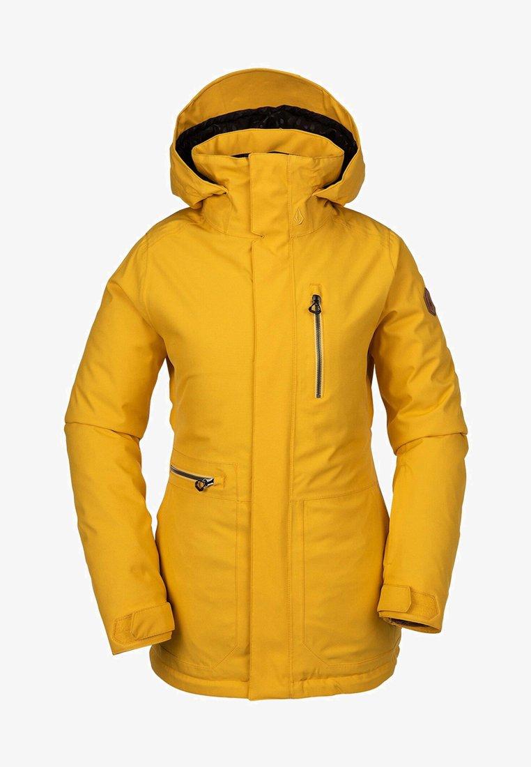 Volcom - Snowboardjas - yellow