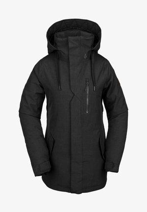 Snowboardjas - black