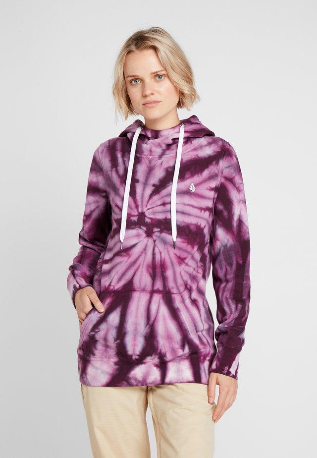 COSTUS OVER - Hoodie - purple