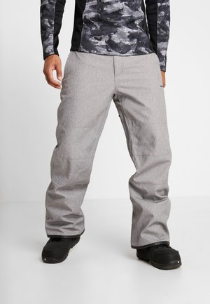 EASTERN INS PANT - Schneehose - heather grey