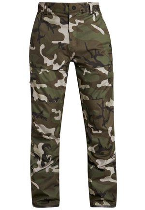 GI-2 PANT - Skibroek - green