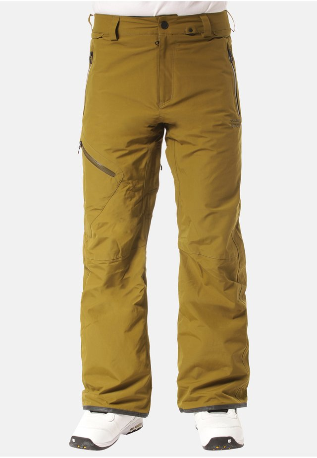 Snow pants - green