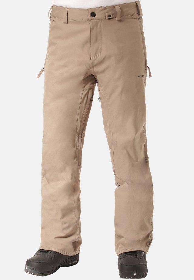 Snow pants - grey