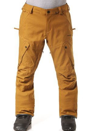 Snow pants - brown