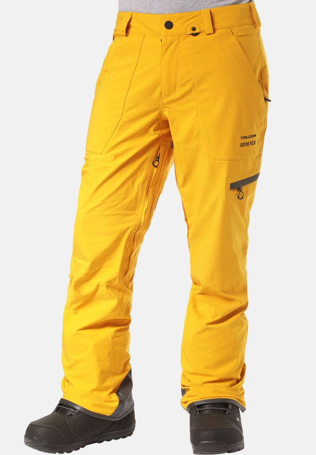 Schneehose - yellow