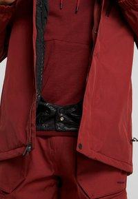 Volcom - Snowboard jacket - burnt red - 7