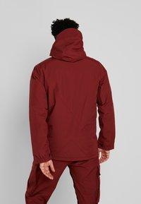 Volcom - Snowboard jacket - burnt red - 2