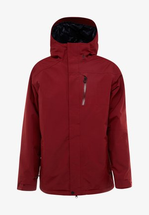 Veste de snowboard - burnt red