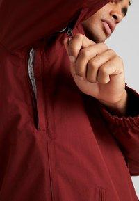 Volcom - Snowboard jacket - burnt red - 3
