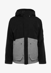 Volcom - SCORTCH JACKET - Snowboardjacka - heather grey - 6