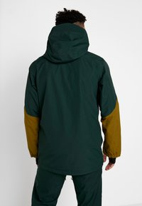 Volcom - RESIN - Snowboardjacka - dark green - 2
