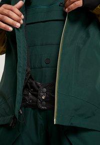 Volcom - RESIN - Snowboardjacka - dark green - 4