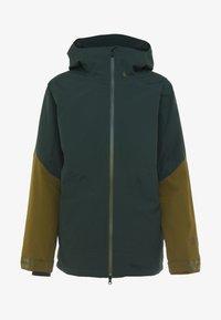 Volcom - RESIN - Snowboardjacka - dark green - 5