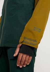Volcom - RESIN - Snowboardjacka - dark green - 6