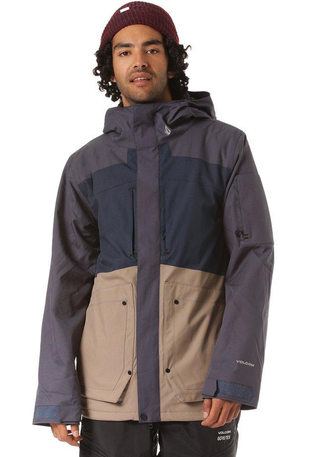 Snowboard jacket - blue