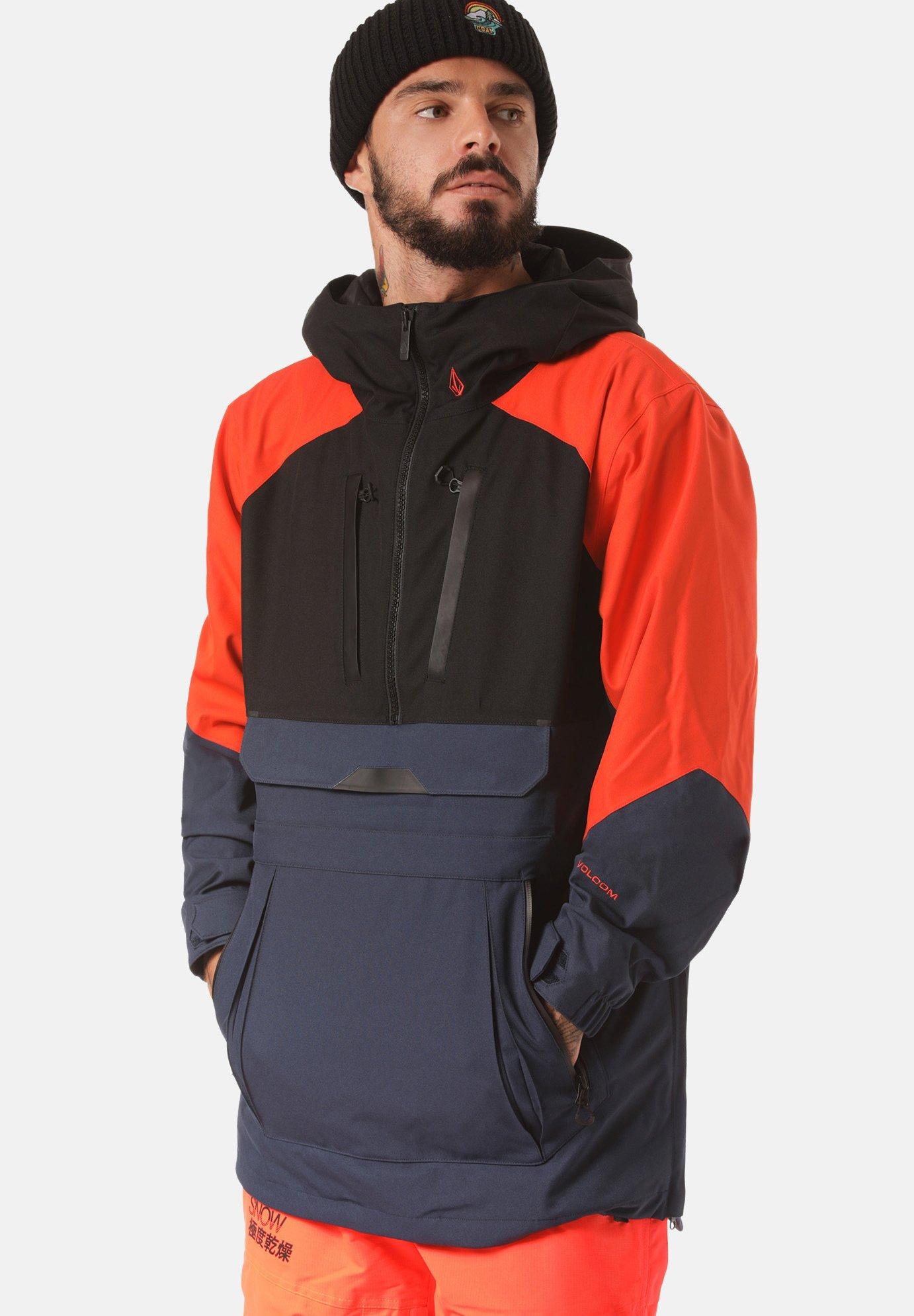 Volcom BRIGHTON - Veste de snowboard blue