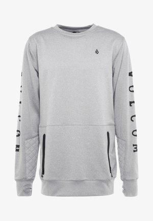 PAT MOORE - Forro polar - heather grey