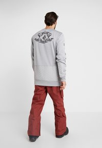 Volcom - PAT MOORE - Fleece trui - heather grey - 2