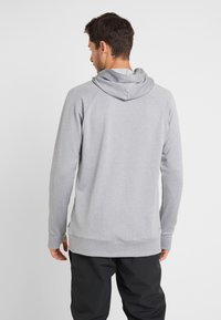 Volcom - HYDRO RIDING HOODIE - Jersey con capucha - heather grey - 2