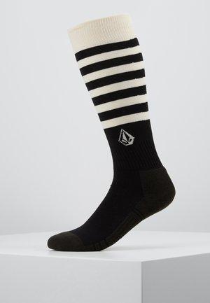 LODGE - Chaussettes hautes - black