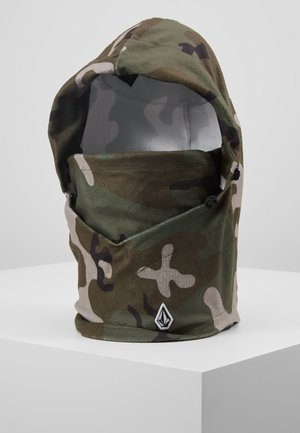 TRAVELIN HOOD THINGY - Gorro - green