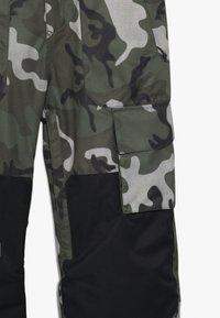 Volcom - BARKLEY OVERALL - Snow pants - green - 2