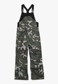 Volcom - BARKLEY OVERALL - Snow pants - green - 1