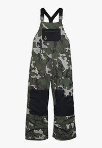 Volcom - BARKLEY OVERALL - Snow pants - green - 0