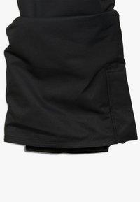 Volcom - BARKLEY OVERALL - Snow pants - black - 5