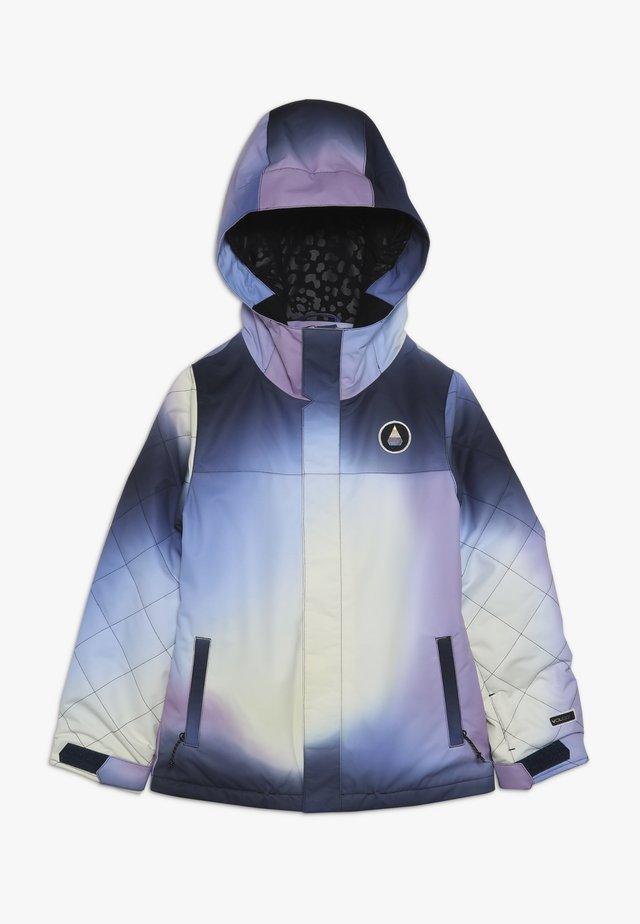 SASS N FRAS - Snowboardová bunda - white