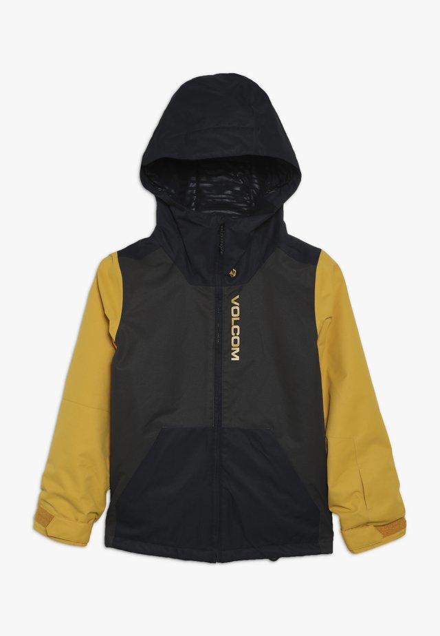 VERNON JACKET - Snowboardová bunda - vintage black